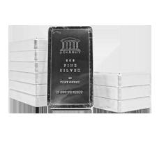 10 Academy Silver Bars