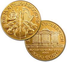 Gold Austrian Philharmonic